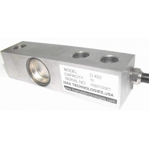 Single Ended Beam Type Load Cell D432