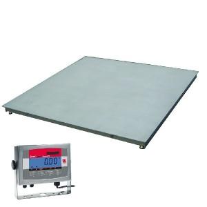 VE Series Stainless Steel Floor Scales