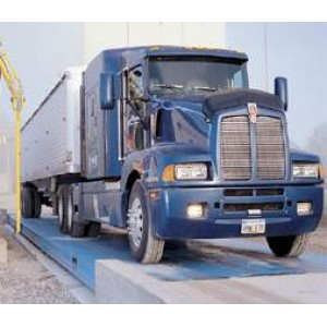 Steel Truck Scale, Capacity 150 Ton - Scaime Components