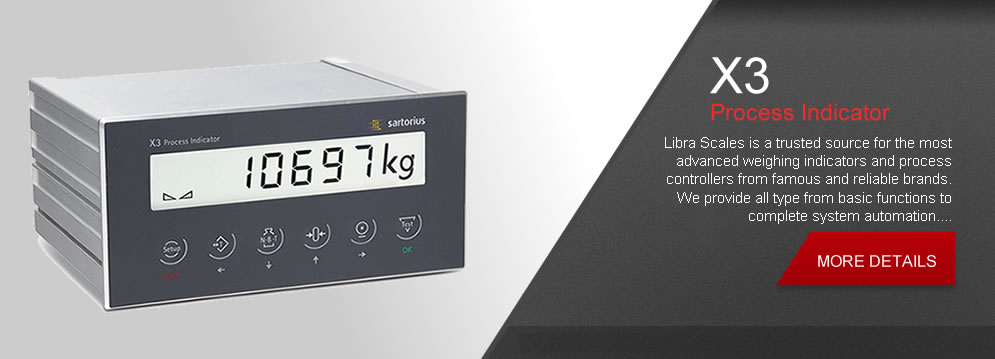 Libra Scales is a trusted source for the most advanced weighing indicators and process controllers from famous and reliable brands. We provide all type from basic functions to complete system automation